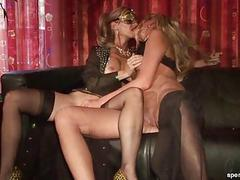 Cum in mouth & creampies  Natascha and Luna P1 rj