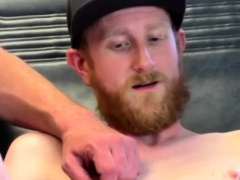 Gay cum in tongue First Time Saline Injection for Caleb