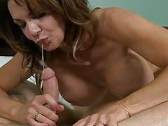 Stunning orgasms of a mother id like to fuck