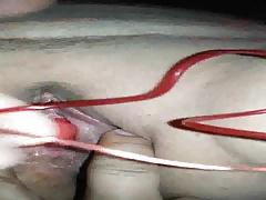 Red dildo