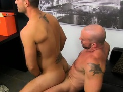 Gay orgy He's determined to display new dude Parker Wright j