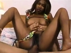 19 Year Old Ebony Girl Wants Some Dick