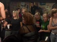 2 waiters fucking one doxy