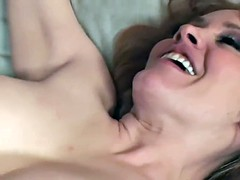 Big tits milf cougar in stockings fuck really good