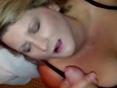 Milfs cumshots and facials a cumonwives mix tape