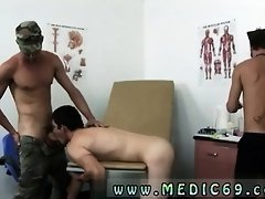 Young medical pissing gay movies and male doctor exam for ma