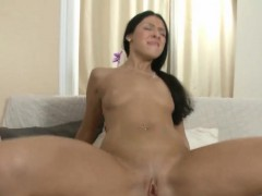 Hardcore anal copulating with her new lover from east
