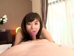 Ravishing Oriental milf can't get enough hardcore sex action