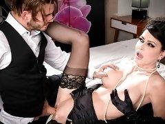 Milf Brunette Jessica Jaymes Loves Passion