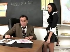 Stephanie Cane Fucking Her Teacher