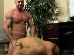 Black men naked butt movie Pervy manager Mitch Vaughn finall