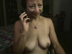 Mature Asian Ladies Masturbation