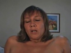 big natural tits milf in amateur scene