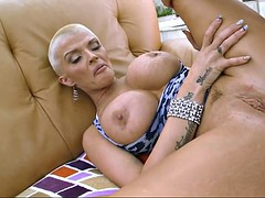 anal lover joslyn james enjoys a thick cock plowing her tight ass hole
