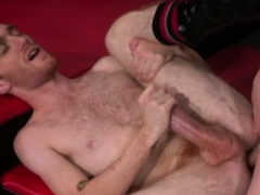 Boy fist bj gay Seamus O'Reilly waits - ass up as Matt