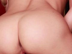 Busty girlfriend public sex