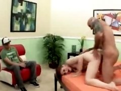 Wifey Violet Monroe Banged In Front Of Hubbie