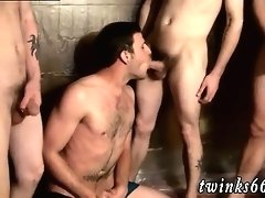 Genitals hairy men and student uniform twink gay The spunk b