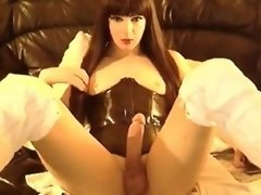 Tsmistress23 difficult masturbate and hot and urine