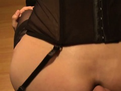 Arse smothering delight featuring insatiable blondie