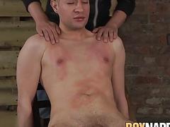 Hot twink Ashton Bradley dominates over Mason Madisons cock