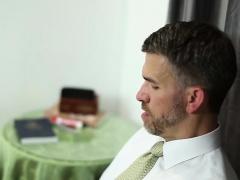Mature mormon strokes rod