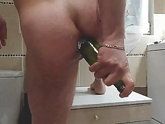anal insertion bottle tribute Jezz