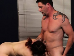 Cocksucking smalltitted mature pussyfucked