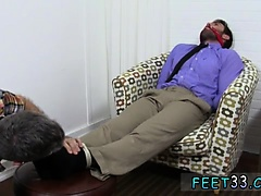 Tube gay sex nude men Chase LaChance Tied Up, Gagged & Foot