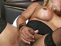 Teen tranny gets dirty  creamy