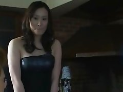 Unique Japanese hooker masturbated