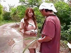 Hitomi Tanaka Tits Exposed