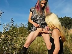 lesbian fist