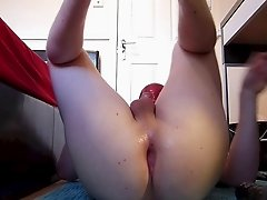 Big anal dildos and plugs
