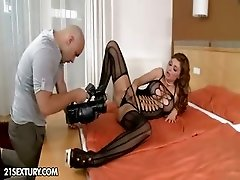 Private sex tape of Aletta Ocean
