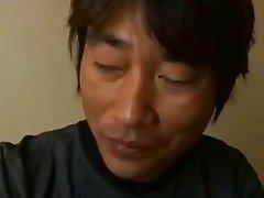Japanese AV Model gets fingered